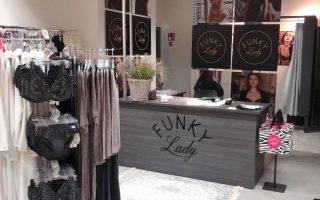 funky ladyn myymälä