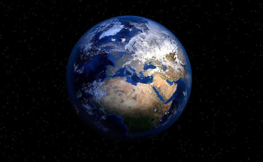 kuva maapallosta